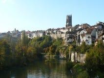 Ελβετική πόλη στοκ εικόνες