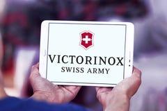 Ελβετικό λογότυπο στρατού Victorinox Στοκ φωτογραφία με δικαίωμα ελεύθερης χρήσης