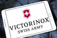 Ελβετικό λογότυπο στρατού Victorinox Στοκ Εικόνες