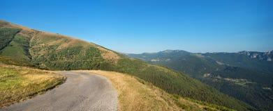 Ελβετικό τοπίο βουνών στοκ φωτογραφίες με δικαίωμα ελεύθερης χρήσης