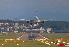 Ελβετός α-320 Στοκ Εικόνες