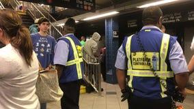 Ελεγκτές πλατφορμών σε NYC φιλμ μικρού μήκους