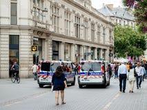 Ελευθερία για τη διαμαρτυρία του Αμπντουλάχ Ocalan στην οδό του Στρασβούργου Στοκ Φωτογραφία