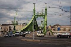 ελευθερία της Βουδαπέ&si Στοκ Φωτογραφίες