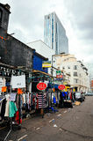 Ελεύθερη αγορά στο Λονδίνο στοκ φωτογραφία