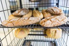 ελεύθερη γλουτένη ψωμιού Στοκ φωτογραφία με δικαίωμα ελεύθερης χρήσης