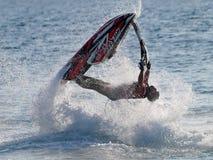 Ελεύθερη κολύμβηση Jetski ανταγωνισμού Στοκ εικόνες με δικαίωμα ελεύθερης χρήσης