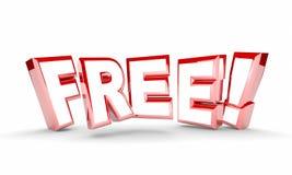 Ελεύθερος κανένα φιλοφρονητικό επίδομα Word δαπανών διανυσματική απεικόνιση