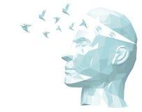 ελεύθερο μυαλό σας Στοκ εικόνα με δικαίωμα ελεύθερης χρήσης