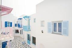 Ελληνικά παράθυρα ύφους Στοκ εικόνες με δικαίωμα ελεύθερης χρήσης