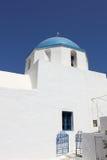 Ελληνική εκκλησία Στοκ φωτογραφία με δικαίωμα ελεύθερης χρήσης