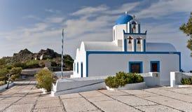 Ελληνική εκκλησία Στοκ φωτογραφίες με δικαίωμα ελεύθερης χρήσης