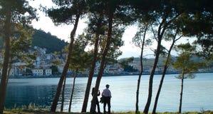 Ελληνική επαρχία Στοκ εικόνα με δικαίωμα ελεύθερης χρήσης