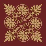 ελληνική διακόσμηση Στοκ Εικόνα