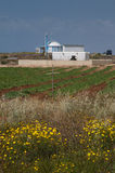 Ελληνική Ορθόδοξη Εκκλησία Κύπρος Στοκ Εικόνες