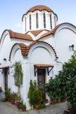 Ελληνική Ορθόδοξη Εκκλησία σε Fodele Στοκ Φωτογραφίες