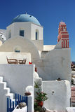 Ελληνική ορθόδοξη χριστιανική εκκλησία Στοκ φωτογραφία με δικαίωμα ελεύθερης χρήσης