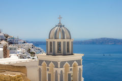 ελληνικός ορθόδοξος εκκλησιών Στοκ Φωτογραφία