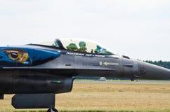 Ελληνικό F-16 στοκ εικόνες
