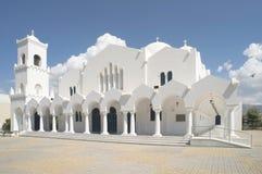 ελληνικό santorini νησιών ia της Ελλάδας εκκλησιών χαρακτηριστικό Στοκ φωτογραφία με δικαίωμα ελεύθερης χρήσης