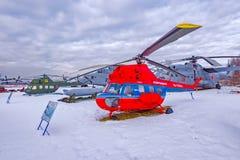 Ελικόπτερα μεταφορών αγώνα Στοκ Φωτογραφίες