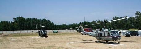 Ελικόπτερα στο Αφγανιστάν Στοκ εικόνες με δικαίωμα ελεύθερης χρήσης