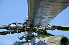 Ελικόπτερο βραχιόνων OD Στοκ Φωτογραφίες