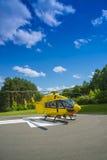 Ελικόπτερο διάσωσης Στοκ εικόνες με δικαίωμα ελεύθερης χρήσης
