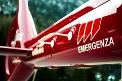 Ελικόπτερο διάσωσης Στοκ Εικόνες