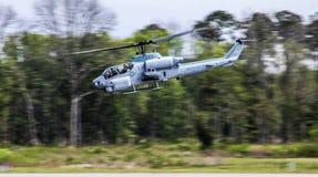 Ελικόπτερο πάλης Apache Στοκ φωτογραφία με δικαίωμα ελεύθερης χρήσης