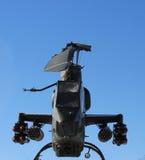 Ελικόπτερο στρατού Στοκ εικόνα με δικαίωμα ελεύθερης χρήσης
