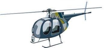 Ελικόπτερο Ελεύθερη απεικόνιση δικαιώματος