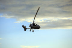 Ελικόπτερο Στοκ Φωτογραφία