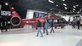 Ελικόπτερο απόθεμα βίντεο