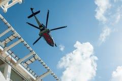 Ελικόπτερο Στοκ εικόνα με δικαίωμα ελεύθερης χρήσης