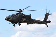 Ελικόπτερο Apache Στοκ Εικόνες