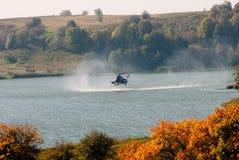 8 ελικόπτερο mi Στοκ Εικόνες