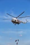 ελικόπτερο Mi - BTMVB1 Στοκ φωτογραφίες με δικαίωμα ελεύθερης χρήσης
