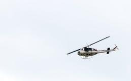 Ελικόπτερο uh-1 Στοκ Φωτογραφία
