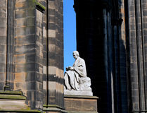 Εδιμβούργο - Σκωτία - ο Sir Water Scott Monument Στοκ Εικόνα