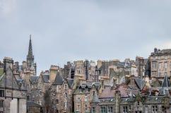 Εδιμβούργο Σκωτία Στοκ εικόνα με δικαίωμα ελεύθερης χρήσης