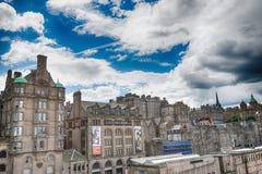 Εδιμβούργο Στοκ εικόνα με δικαίωμα ελεύθερης χρήσης
