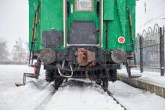 Ελλιμενίζοντας μέρος της μεταφοράς σιδηροδρόμων Στοκ φωτογραφία με δικαίωμα ελεύθερης χρήσης