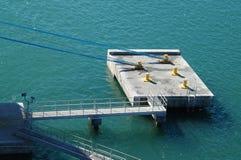 ελλιμενισμένο σκάφος Στοκ φωτογραφίες με δικαίωμα ελεύθερης χρήσης