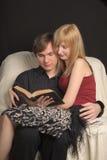 Ελκυστικό ζεύγος Στοκ Φωτογραφίες