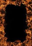 δεδομένου ότι η ανασκόπηση μπορεί να βάλει φωτιά στη χρήση πλαισίων Στοκ εικόνα με δικαίωμα ελεύθερης χρήσης