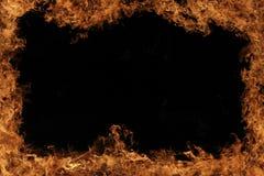 δεδομένου ότι η ανασκόπηση μπορεί να βάλει φωτιά στη χρήση πλαισίων Στοκ Εικόνες