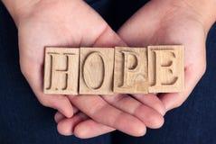 ελπίδα στοκ φωτογραφίες