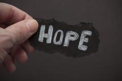 ελπίδα στοκ εικόνες με δικαίωμα ελεύθερης χρήσης