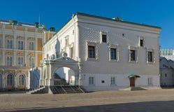 Εδροτομημένη πολύτιμους λίθους αίθουσα στη Μόσχα στοκ φωτογραφίες με δικαίωμα ελεύθερης χρήσης
